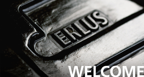Welcome at Erlus